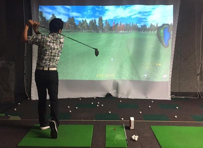 シミュレーションゴルフはゴルフランド