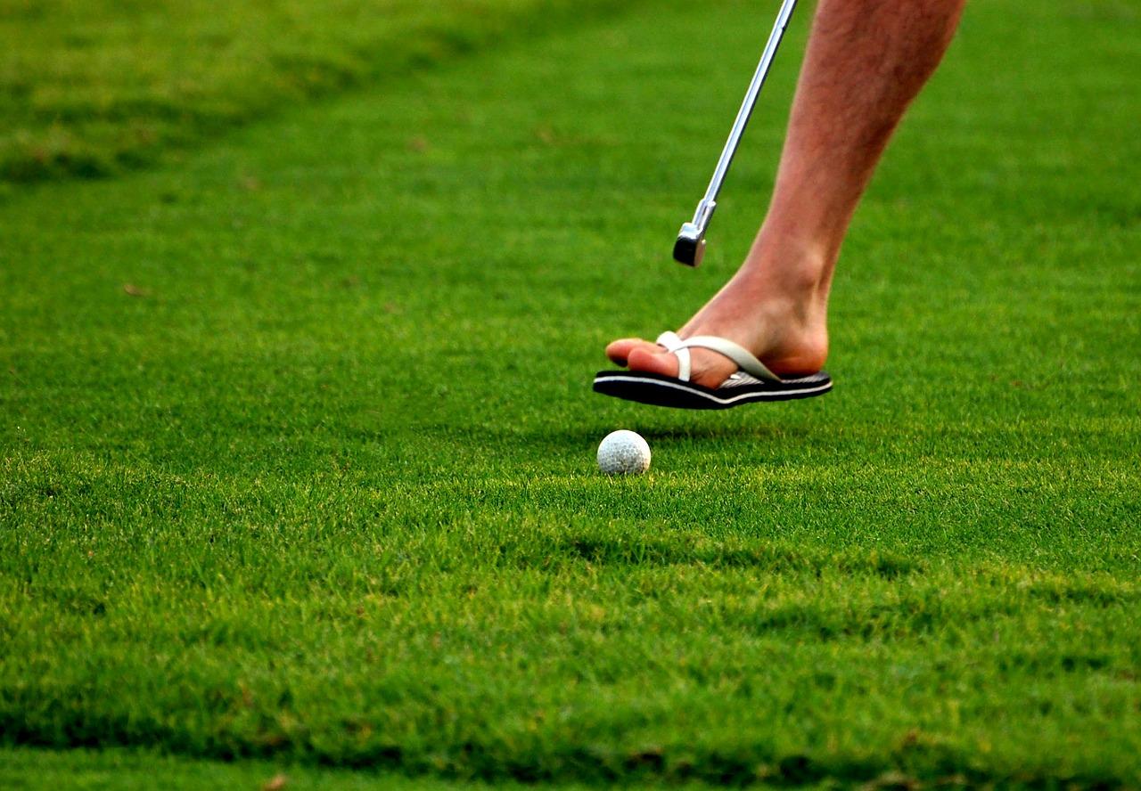 嫌われるゴルファー