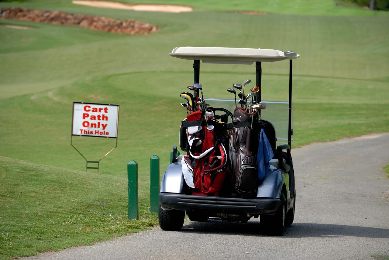 接待ゴルフで役立つマナー