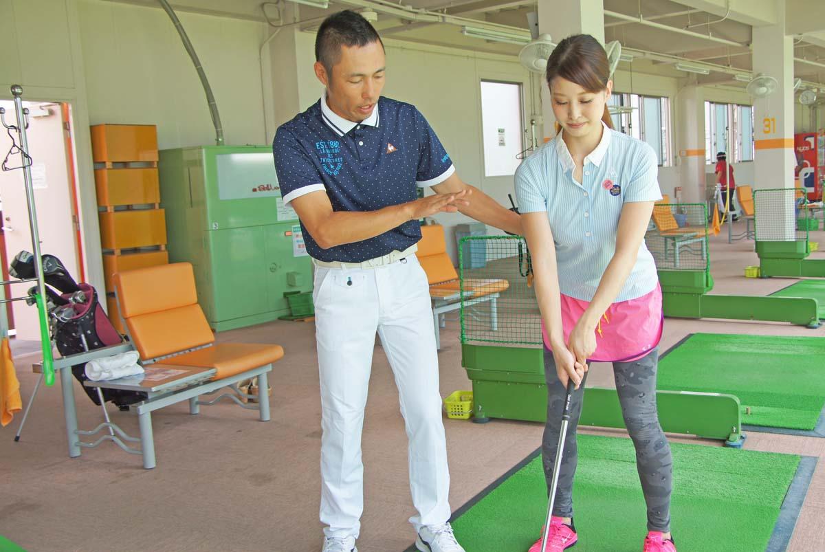 大阪でゴルフのプライベートレッスン